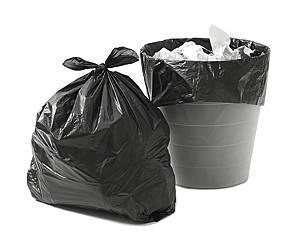 售票廳專用大垃圾袋
