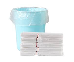 45*45酒店客房专用白色垃圾袋