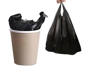 34*52酒店餐厅手提垃圾袋